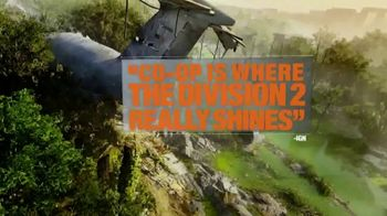 Tom Clancy's The Division 2 TV Spot, 'The Reviews Are In' - Thumbnail 4