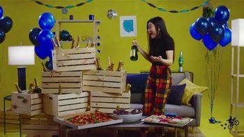 Postmates TV Spot, 'Champagne' - Thumbnail 7