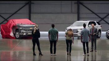 2019 Chevrolet Traverse TV Spot, 'Visit the Auto Show' [T2]
