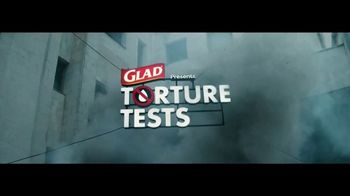 Glad ForceFlex Plus TV Spot, 'Torture Tests: Hollywood Stunt'