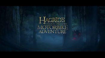 The Wizarding World of Harry Potter TV Spot, 'Nueva atracción: Hagrid's Motorbike Adventure' [Spanish] - 620 commercial airings