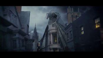 The Wizarding World of Harry Potter TV Spot, 'Nueva atracción: Hagrid's Motorbike Adventure' [Spanish] - Thumbnail 2