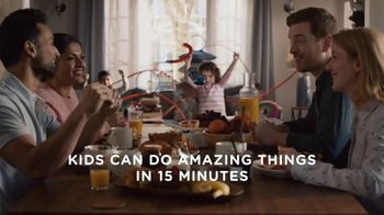 Learn with Homer TV Spot, 'Amazing Things'