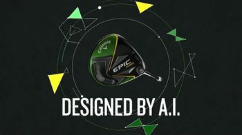 Callaway Epic Flash Driver TV Spot, 'Big Ideas' - Thumbnail 9