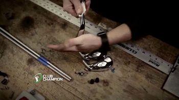 Club Champion TV Spot, 'Club Champion Custom Fitting' Featuring Jordan Spieth, Cameron McCormick - Thumbnail 5