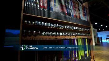 Club Champion TV Spot, 'Club Champion Custom Fitting' Featuring Jordan Spieth, Cameron McCormick - Thumbnail 7