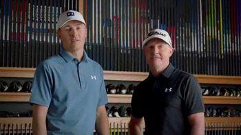 Club Champion TV Spot, 'Club Champion Custom Fitting' Featuring Jordan Spieth, Cameron McCormick - 165 commercial airings