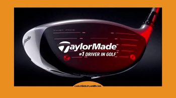 Carl's Golfland TV Spot, 'TaylorMade M5 and M6 Drivers'