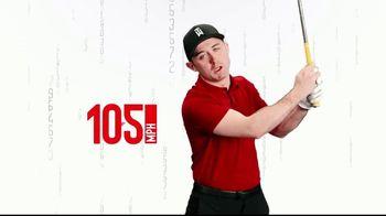 Bridgestone Golf TV Spot, 'Split Screen' Featuring Tiger Woods, Conor Moore - Thumbnail 3