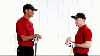 Bridgestone Golf TV Spot, 'Split Screen' Featuring Tiger Woods, Conor Moore