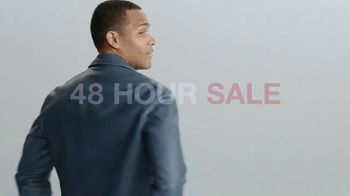 Macy's 48 Hour Sale TV Spot, 'Men's Apparel, Bedding and Kitchen Essentials' - Thumbnail 1