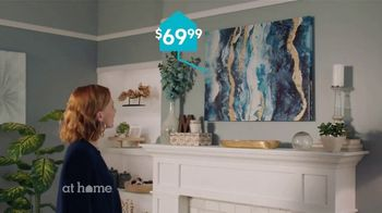 At Home TV Spot, 'Perfect Piece of Art'