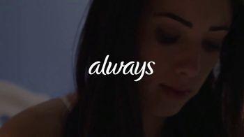 Always Maxi TV Spot, 'Dormir bien' [Spanish] - Thumbnail 1