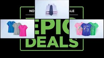 Kohl's Not Your Everyday Sale TV Spot, 'Epic Deals: Tops, Towels and Pillows' - Thumbnail 9