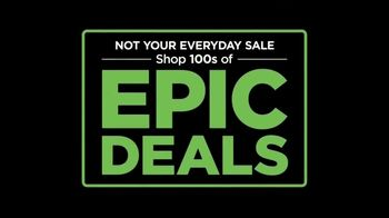 Kohl's Not Your Everyday Sale TV Spot, 'Epic Deals: Tops, Towels and Pillows' - Thumbnail 2