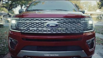 2018 Ford Expedition TV Spot, 'Make Room' [T2] - Thumbnail 1