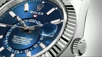 Rolex TV Spot, 'The Rise of a Champion' - Thumbnail 1
