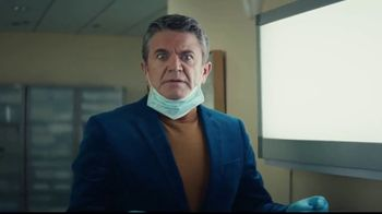 Physicians Mutual TV Spot, 'Dr. Acula' Featuring John Michael Higgins - Thumbnail 8