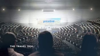 Priceline.com TV Spot, 'The Big Deal Delegation' Featuring Kaley Cuoco - Thumbnail 1