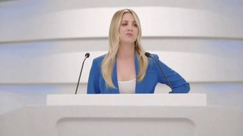 Priceline.com TV Spot, \'The Big Deal Delegation\' Featuring Kaley Cuoco