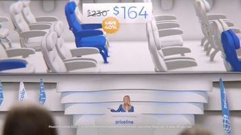 Priceline.com TV Spot, 'The Big Deal Delegation' Featuring Kaley Cuoco - Thumbnail 3