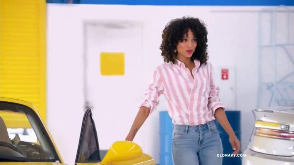 Old Navy Commercial 2019 Christmas Old Navy Rockstar TV Commercial, 'Tune Up Your Denim' Song by