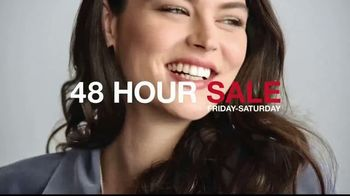 Macy's 48 Hour Sale TV Spot, 'Fine Jewelry, Shoes for Her and Luggage' - Thumbnail 8