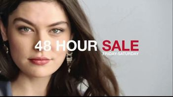 Macy's 48 Hour Sale TV Spot, 'Fine Jewelry, Shoes for Her and Luggage' - Thumbnail 1