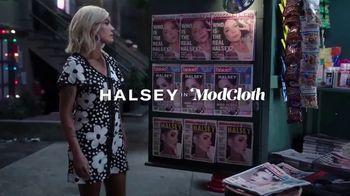 ModCloth TV Spot, 'Live Against the Current: Halsey' - Thumbnail 2