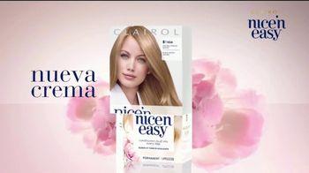 Clairol Nice 'N Easy TV Spot, 'Cuida tu cabello' [Spanish] - Thumbnail 3