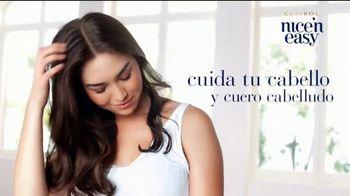 Clairol Nice 'N Easy TV Spot, 'Cuida tu cabello' [Spanish] - Thumbnail 7