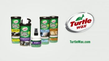 Turtle Wax Spray & Wipe TV Spot, 'Interior Detailing' Song by Audiosphere - Thumbnail 8