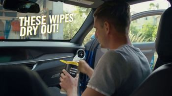 Turtle Wax Spray & Wipe TV Spot, 'Interior Detailing' Song by Audiosphere - Thumbnail 2