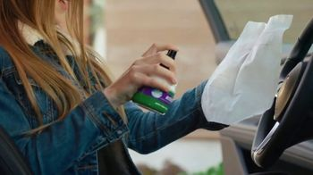 Turtle Wax Spray & Wipe TV Spot, 'Interior Detailing' Song by Audiosphere