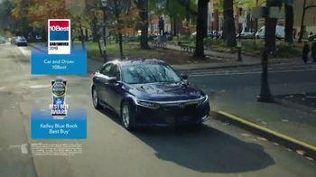 2019 Honda Accord TV Spot, 'Life Is Better: The Joinery' [T2] - Thumbnail 5