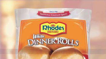 Rhodes Bake-N-Serv TV Spot, 'Fresh From Your Oven' - Thumbnail 8