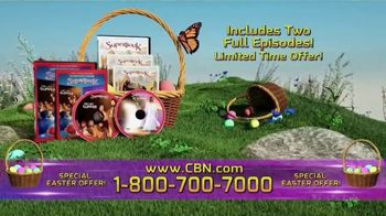 Superbook Club TV Spot, '2019 Easter Double Feature' - Thumbnail 7