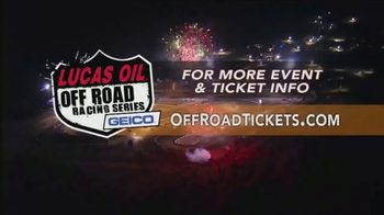 2019 Lucas Oil Off Road Racing Series TV Spot, 'SoCal Shootout' - Thumbnail 10