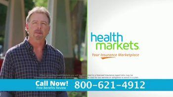 Health Markets TV Spot, 'Enroll in Medicare' Featuring Bill Engvall - Thumbnail 3