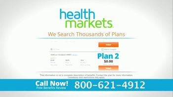 Health Markets TV Spot, 'Enroll in Medicare' Featuring Bill Engvall - Thumbnail 4