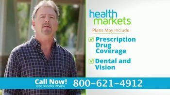 Health Markets TV Spot, 'Enroll in Medicare' Featuring Bill Engvall - Thumbnail 5