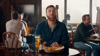SeaPak Budweiser Beer Battered TV Spot, 'The Dream'