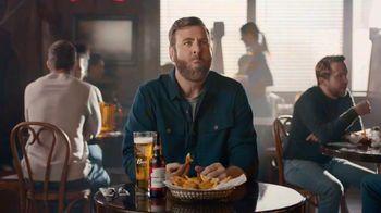 SeaPak Budweiser Beer Battered TV Spot, 'The Dream'