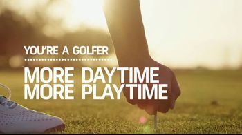 GolfNow.com TV Spot, 'More Daytime, More Play Time' - Thumbnail 3