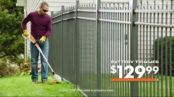 STIHL TV Spot, 'Real People: Grass Trimmers'