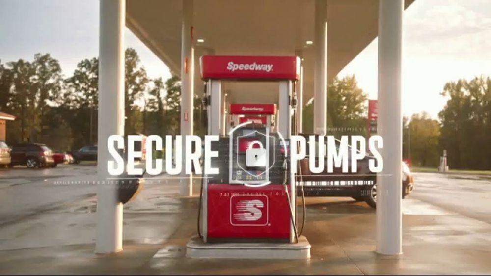 Speedway TV Commercial, 'Secure Pumps: Fuel Filtration'