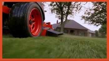 Kubota Z100 TV Spot, 'A Lawn Worth Admiring' - Thumbnail 2