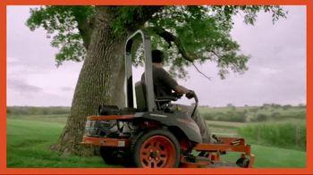 Kubota Z100 TV Spot, 'A Lawn Worth Admiring' - Thumbnail 3