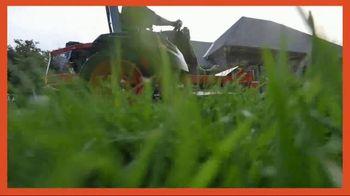 Kubota Z100 TV Spot, 'A Lawn Worth Admiring' - Thumbnail 4