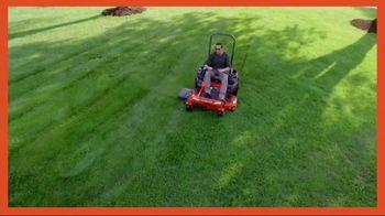 Kubota Z100 TV Spot, 'A Lawn Worth Admiring' - Thumbnail 5